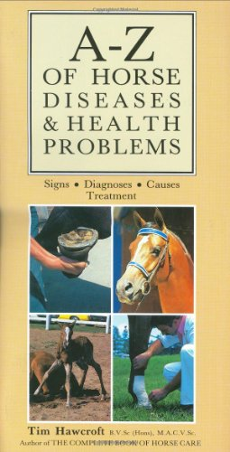 A-Z of Horse Diseases and Health Problems