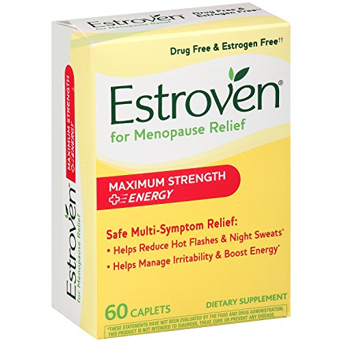 Estroven Maximum Strength + Energy Dietary Supplement Caplets (60 ct.) ()