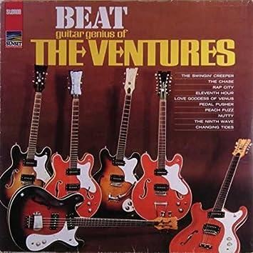 Ventures, The - Beat Guitar Genius Of The Ventures - Sunset