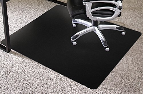beautiful-black-rectangle-chair-mat-for-carpeted-surfaces-straight-edges-rounded-corners-size-46-w-x