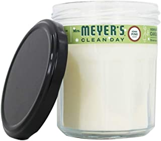 product image for Mrs. Meyer's Soy Candle, Iowa Pine, 7.2 OZ (7.2 Oz, Pack - 3)