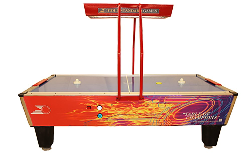 Gold Standard Games Gold Pro Elite Home Air Hockey Table