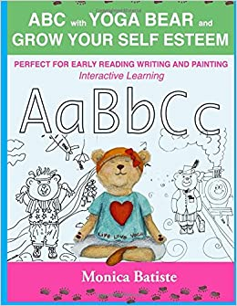 ABC with YOGA BEAR and GROW YOUR SELF-ESTEEM: Interactive ...
