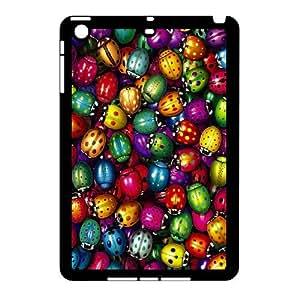 Ipad Mini 2D Custom Hard Back Durable Phone Case with coccinella Image