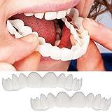 Best Fake Teeth - Unpara Braces Instant Veneers Dentures Fake Teeth Smile Review