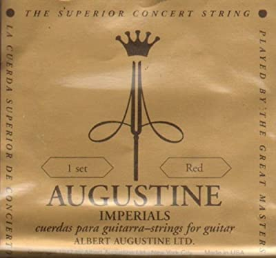 Albert Augustine 527A Augustine Imperial Red Label Classical Guitar Strings