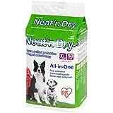 "IRIS Neat 'n Dry Premium Pet Training Pads, Extra Large, 23.5"" x 35.5"", 50 Count"