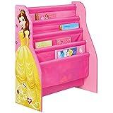 Hello Home Disney Princess Sling Bookcase, polyester Pink, 23 x 51 x 60 cm
