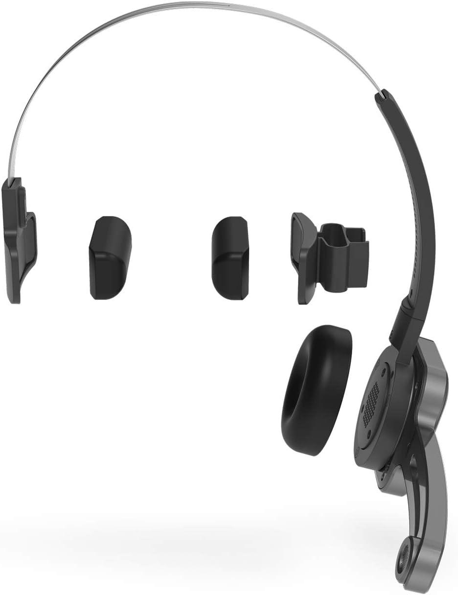 Philips PSM6300 SpeechOne Auriculares inal/ámbricos con Base de Carga y luz de Estado