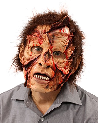 Zagone Studios Slash, Zombie Monster Man Mask Tan]()
