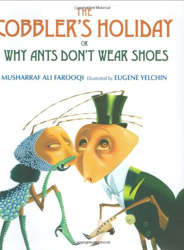 Download The Cobbler's Holiday: or Why Ants Don't Wear Shoes PDF