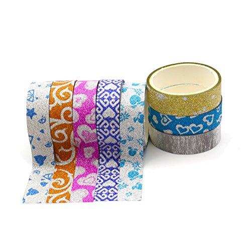30 Rolls Washi Masking Tape Set Decorative Masking Tape