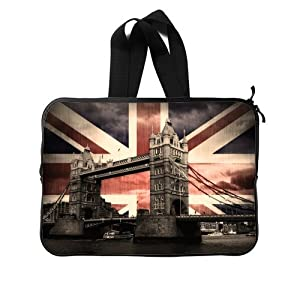 Fashionable Style London Bridge Macbook, Macbook Air/Pro 15