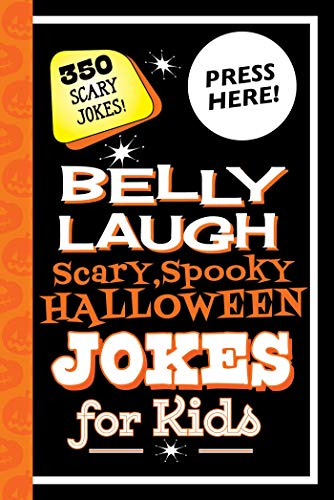 Belly Laugh Scary, Spooky Halloween Jokes for Kids: 350 Scary Jokes! for $<!--$7.11-->