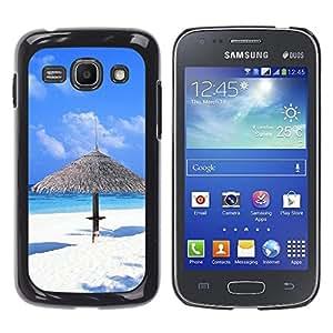 - Sex on the sunshine beach island - - Slim Guard Armor Phone Case FOR Samsung Galaxy Ace3 s7272 S7275 Devil Case