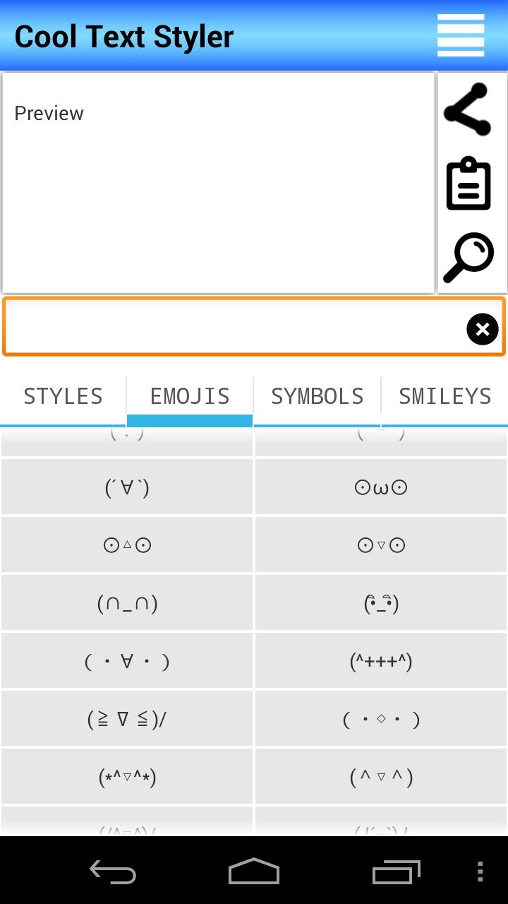 Cool text styler fonts emoji symbols text decorations 000 buycottarizona