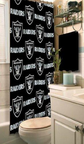 Amazon The Northwest Company NFL Oakland Raiders Logo Fabric