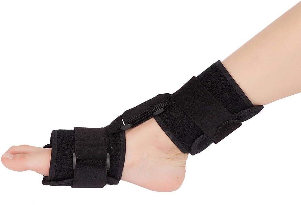 Aparato ortopédico para pies, fascitis plantar Férula del pie dorsal para hombres y mujeres Protección Férula Férula Derecha o izquierda Soporte ortopédico Plantar Alivio para el dolor plantar para la