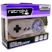 Retrolink USB Super Nintendo SNES Classic Controller