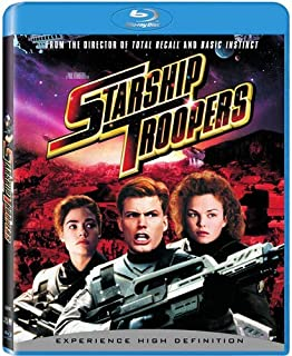 Starship Troopers (+ BD Live) [Blu-ray] (B000UAFDP2) | Amazon price tracker / tracking, Amazon price history charts, Amazon price watches, Amazon price drop alerts