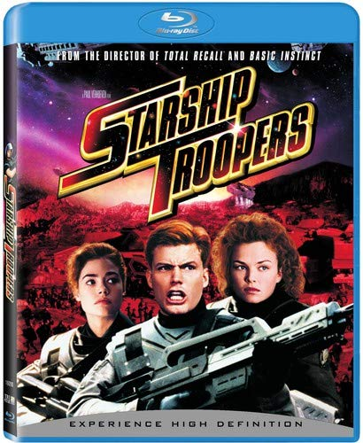 Starship Troopers...
