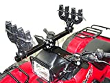 2004-2006 Suzuki Twin Peaks 700 4X4 Gun Rack Powder Coated Black By Strong Made GR123