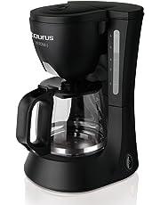 Taurus Verona - Cafetera, color negro