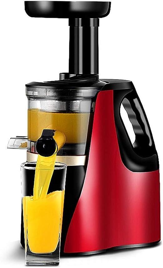 WSJTT Máquina extractora de jugo de boca ancha Máquinas compactas ...