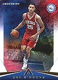 #10: 2017-18 Panini Ascension #54 Ben Simmons Philadelphia 76ers Basketball Card