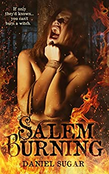 Salem Burning by [Sugar, Daniel]