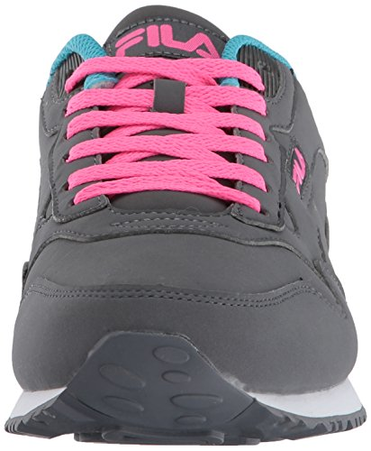 Fila Womens Cress 2 Walking Shoe Castlerock / Atollo Blu / Knockout Rosa