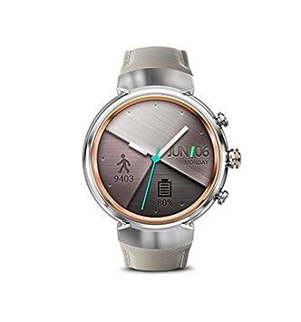 "Asus WI503Q-SL-BG 1.39"" AMOLED Plata reloj inteligente - Relojes inteligentes ("