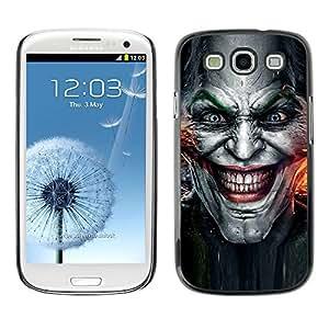 - Evil Joker Villain Face - - Monedero pared Design Premium cuero del tir???¡¯???€????€????????????¡¯