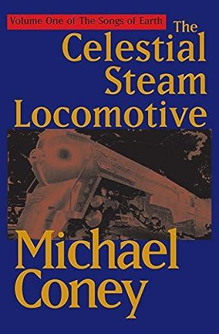 book cover of The Celestial Steam Locomotive