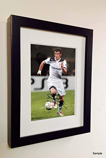 4d641376a43 Image Unavailable. Image not available for. Color  Signed Gareth Bale  Autographed ...