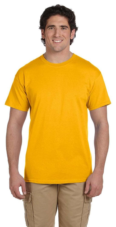 Gildan Ultra Cotton 6 oz. T-Shirt, 3XL, GOLD