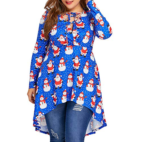 Blue Sari Turquoise (Christmas Party Dress, Plus Size Long Dress Women Casual Short Sleeve Cold Shoulder Boho Flower Print ANJUNIE(Blue,XXXXXL))