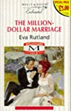 img - for The Million-dollar Marriage (Enchanted) by Eva Rutland (1998-06-05) book / textbook / text book