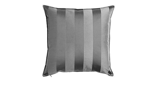 IKEA HENRIKA - Funda de cojín, gris - 50x50 cm: Amazon.es: Hogar