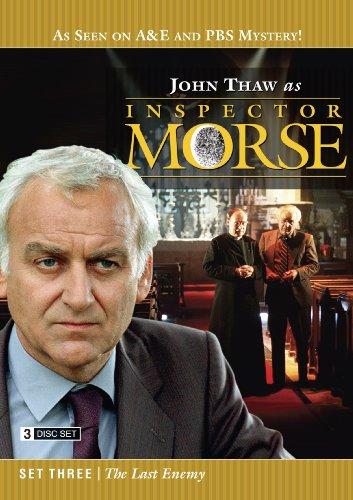 Inspector Morse Set Three: The Last Enemy (Morse Dvd Set)