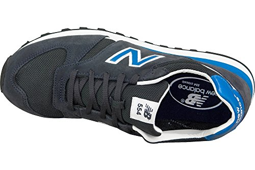 New Balance - ML554SNB - Couleur: Bleu marine - Pointure: 44.5