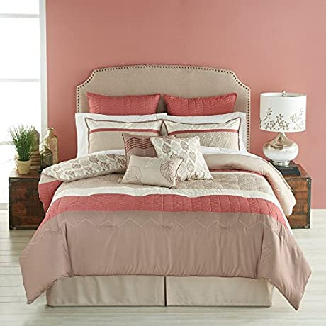 Acadia 9 Piece Comforter Set By Bryan Keith