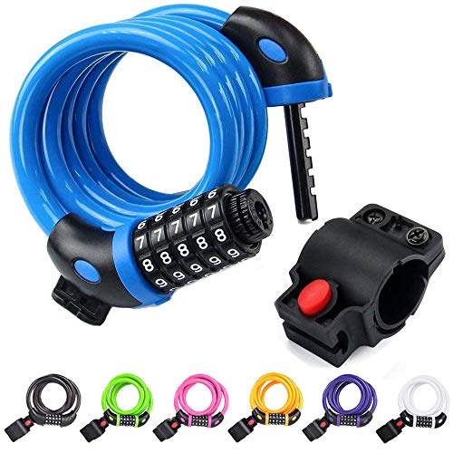 NDakter Bike Lock Cable4