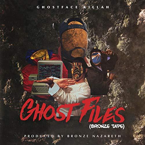Ghost Files - Bronze Tape - Album Ghostface Killah