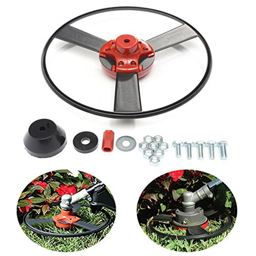 Universal Gardening Lawnmower Solid Steel Gas Trimmer Head Fitting by BephaMart