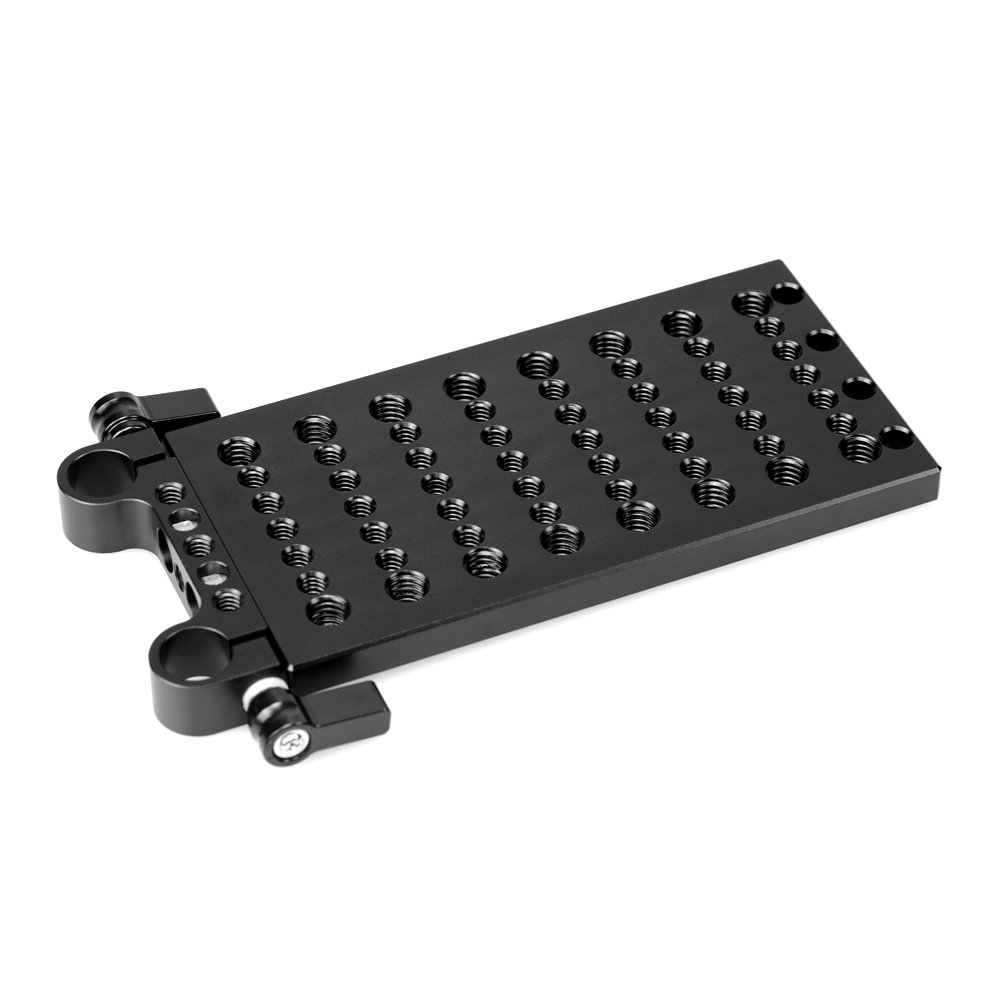 SMALLRIG 1093 Multi-Purpose Cheese Plate Mounting Plate w...