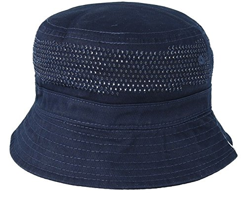 e44638b51fc HYPE Laser Polka Navy Bucket  Amazon.co.uk  Clothing