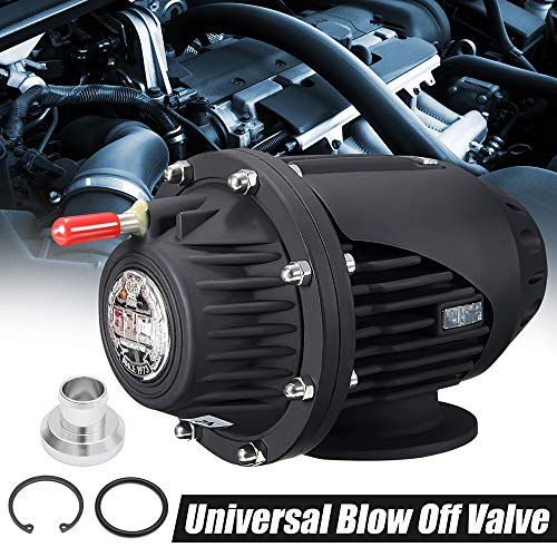 HKS BOV SSQV SQV Ⅳ Sunsee Universal Turbo Charger Pressure Discharge Blow Off ValveTurbo Charger Adapter Dual Flange Pipe