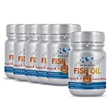 Kids Fish Oil Omega 3 Junior + Colostrum (540 Chews) Buy 5 Bottles Get 1 FREE!