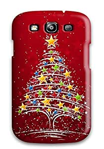 Premium Tpu Christmas Girls Facebook Layouts Cover Skin For Galaxy S3
